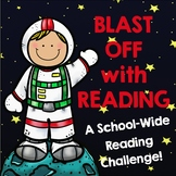 Reading Challenge - Space Theme