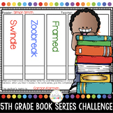 Reading Challenge for Fifth Grade