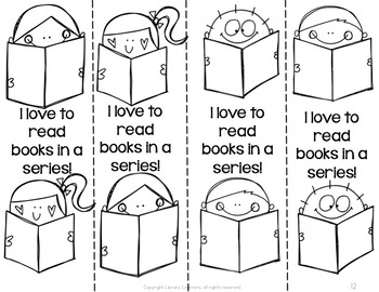 Reading Challenge for Second Grade Chapter Book Series