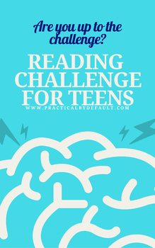 Reading Challenge for Teens