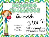 Reading Challenges Bundle!