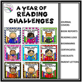 Reading Challenges Bundle For The Year