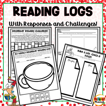 Reading Logs and Challenges December