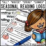 Reading Log Challenge FALL WINTER SPRING SUMMER