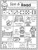 Reading Charts and Activities - Summer