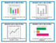 Charts and Graphs Task Cards for 2nd - 5th Grade