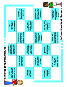 Reading Comprehension Checkers Center