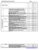 Reading Checklist- Level Q