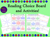 Reading Choice Board