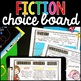 Reading Choice Boards: Fiction and Nonfiction Bundle