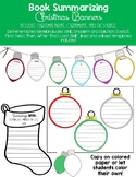 Christmas Reading Retell Activities