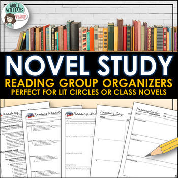 Novel Study - Lit Circles