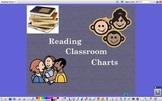 Reading Classroom Charts