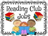 Reading Club Jobs