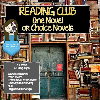 Reading Club: One Novel