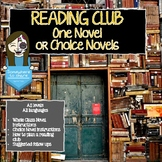 Reading Club: One Novel