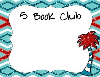 Reading Club Set