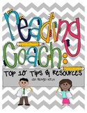 Reading Coach Advice and Resources