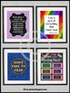 Reading Coach Office Door Signs, End of the Year Gifts, Motivational Quotes
