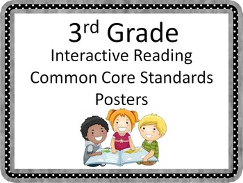 Reading Common Core Posters