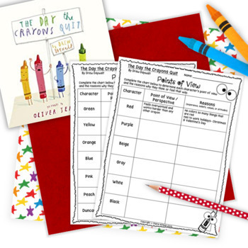 3rd Grade Reading Literature Common Core BUNDLE RL3.2, RL3.3 & RL3.6