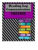 Reading Communication Log