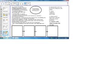 Reading Comp Smartboard, Concl,Main Idea/Details,ABCorder,Sequence, TEI SOL PREP