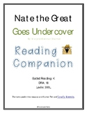 Nate the Great Goes Undercover - Reading Companion