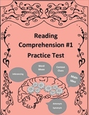 Reading Comprehension Passages and Questions 2