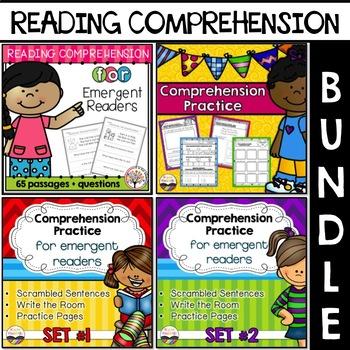 Reading Comprehension BUNDLE
