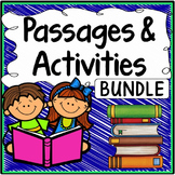 1st Grade Reading Comprehension Passages and Questions