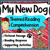 Dogs Reading Comprehension Passages & Activities