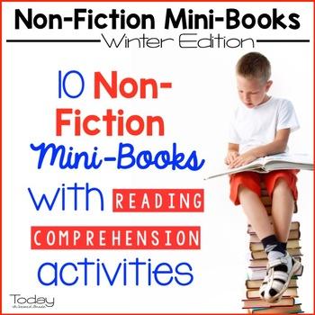 Winter Mini-Books - Non-Fiction
