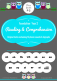 Reading Comprehension - Focusing on 16 Digraphs *GROWING BUNDLE*