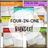 Reading Comprehension: Bundle   Upper Elementary Literacy