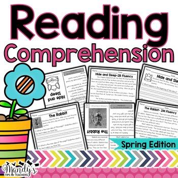 Reading Comprehension Minibooks
