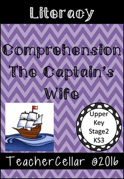 Reading Comprehension The Captain's Wife