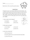 Reading Comprehension #3