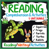 Reading Comprehension Passages MEGA Bundle