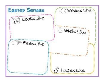 Reading Comprehension 5-Quiz EASTER Assessment BUNDLE