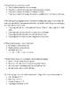 Reading Comprehension 5-Quiz Packet for Milkweed