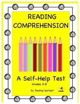 Self-Help Test: Reading Comprehension