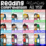 Reading Comprehension Activities (The Bundle)
