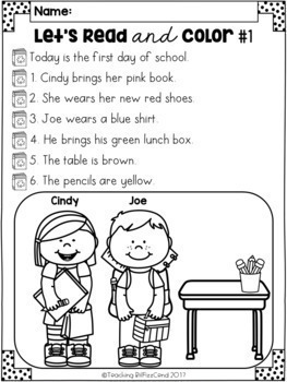 Reading Comprehension Activities (The Bundle)