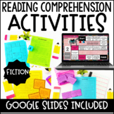 Reading Comprehension Activities | 4th and 5th Grade Reading Centers