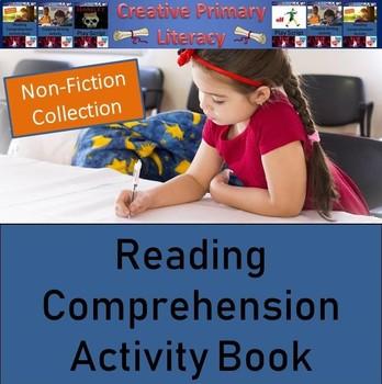 Non-Fiction Reading Comprehension Activity Book