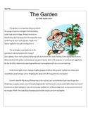 Reading Comprehension Activity (Grade 3-5)