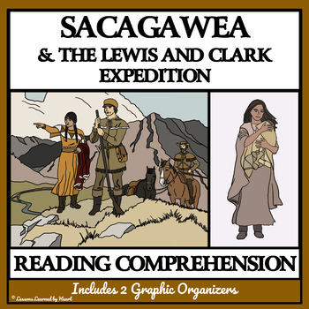 Reading Comprehension: America in the 1800s - Sacagawea