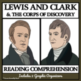 Reading Comprehension - America in the 1800s: The Lewis and Clark Expedition