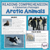 Reading Comprehension Passages: Arctic Animals